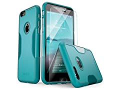 Sahara iPhone 6 Case, Aqua Teal