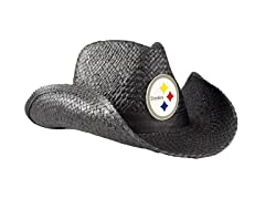 NFL Cowboy Hat - Steelers