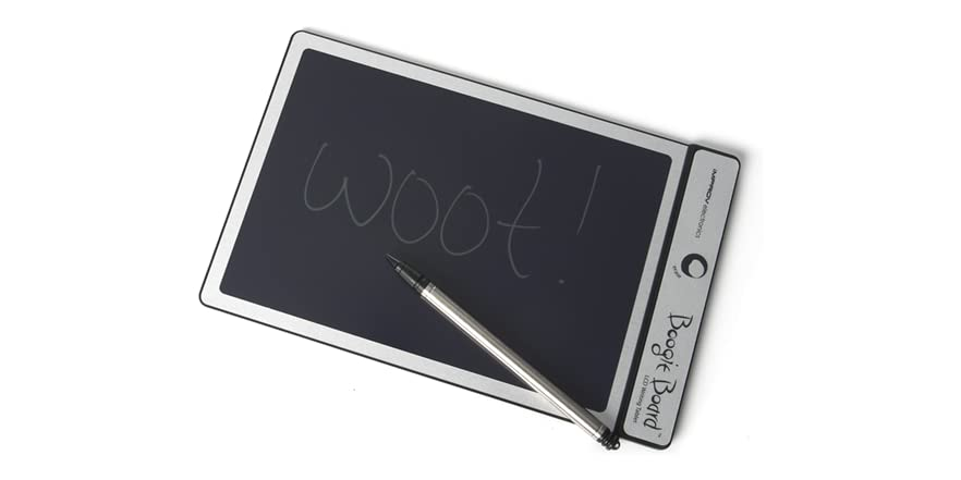 improv electronics boogie board 8 5 lcd writing tablet Http://wwwamazoncom/improv-electronics-8-5-boogie-tablet/dp/b002ze4tdi/ref=sr_1 boogie board 85 lcd writing tablet review ethan creveling.