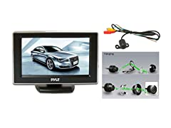 4.3'' Rear View Monitor & Backup Camera