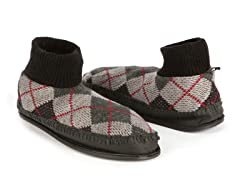 MUK LUKS® Retro Ankle Slipper-Mens