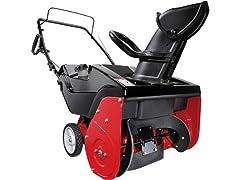 "Yard Machines 123cc 21"" Gas Snow Thrower"