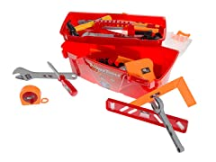 Toy Tool Box Set 40 Piece