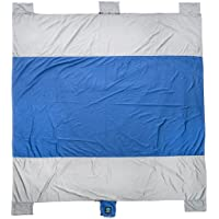 Wildhorn Outfitters Sand Escape Compact Outdoor Beach Blanket