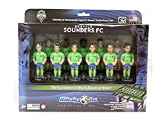 Seattle Sounders 11 Pack