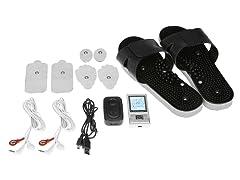 PCH Digital Pulse Massager 3 AB - Shoe Combo