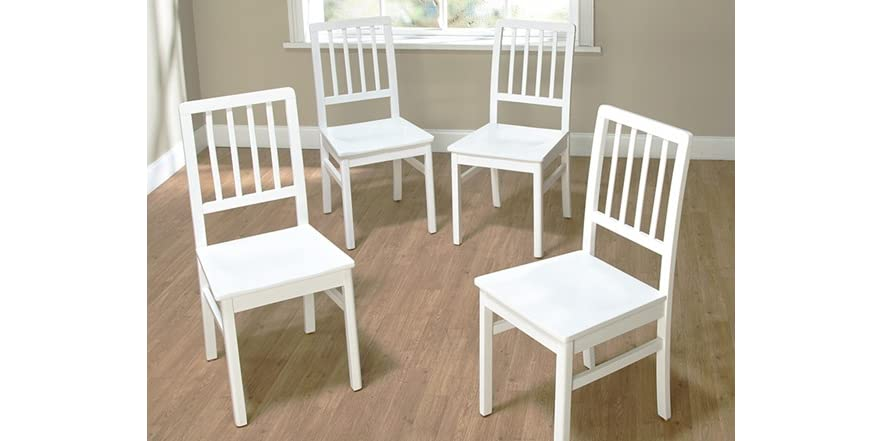 Camden Dining Chair Set of 4- 5 Colors