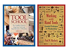 2PK Books: Hand Tools & Tool School