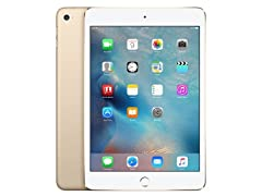 "Apple iPad Mini (3rd Gen) 7.9"" Tab 64GB - Gold"