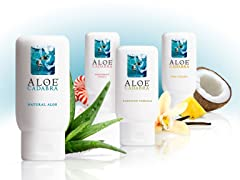 Aloe Cadabra 4PK Flavors