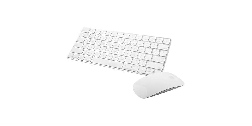 apple magic keyboard  u0026 magic bluetooth mouse