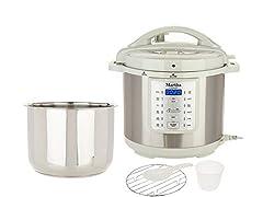 Digital Stainless Steel Pressure Cooker