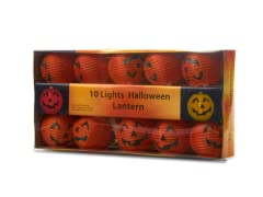 Pumpkin Light Set 9'