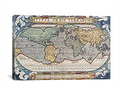 The World ca 1570 26x18