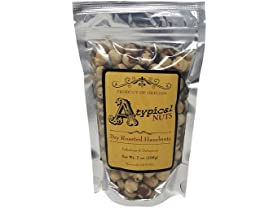 Atypical Nuts Dry Roasted Hazelnuts