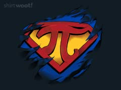 It's a Pi