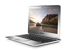 "Samsung 11.6"" Dual-Core 16GB Chromebook"