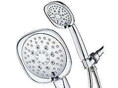 AquaDance Luxury 6-Setting Hand Shower