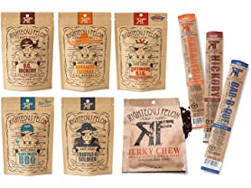 Righteous Felon Jerky Cartel Sampler