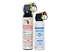 Sabre Red Frontiersman Bear Spray & Practice Spray