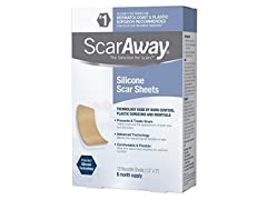 ScarAway Professional Grade Scar Treatment
