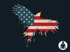Freedom Jersey Zip Hoodie