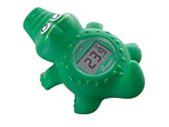 Bath Thermometer Crocodile