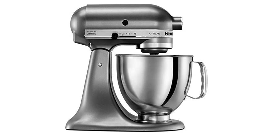 Kitchenaid 5 Quart Tilt Head Stand Mixer Liquid Graphite