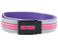 Reversible Belt - Pink/Purple