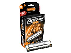 Hohner M2013BX-G Rocket Harmonica Boxed, Key of G