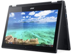 "Acer 11.6"" Intel 2-in-1 Touch Chromebook"