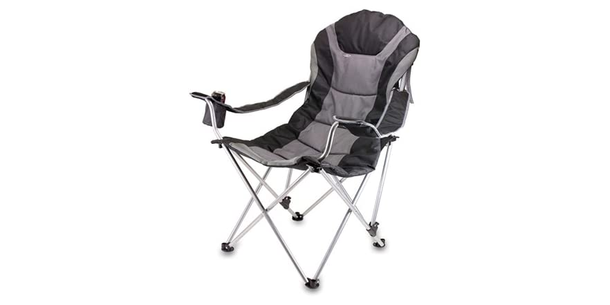 Picnic Time Reclining Camp Chair 4 Colors