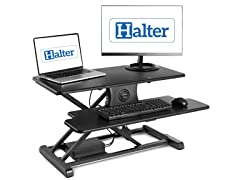 Halter Motorized Height Adjustable Standing Desk