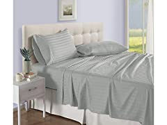 Chateau Home T1000 Egyptian Cotton Stripe Sheets