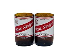 Blumarble Red Stripe Juice S/2