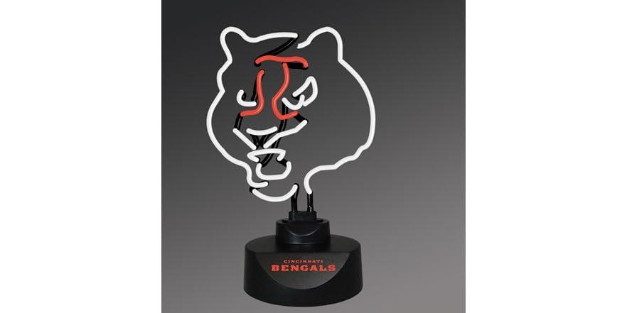 e47a4e34 The Memory Company NFL Logo Neon Lamp