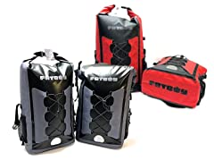 Fatboy Fatpack Backpack Cooler/Waterproof Dry Bags