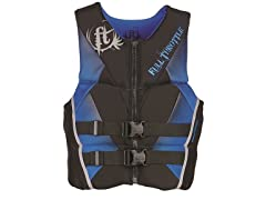 Full Throttle RapidDry FlexBack Lifevest