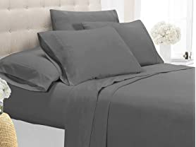 Rayon from Bamboo 4-Piece Sheet Set