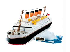 COBI R.M.S. Titanic Model Building Kit
