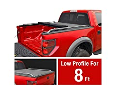 Premium Tonneau Cover, Dodge