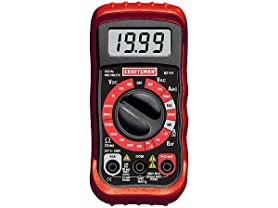 Craftsman 8-Function Multimeter