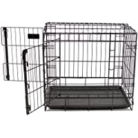 Carlson Heavy-Duty Two Door Wire Crates