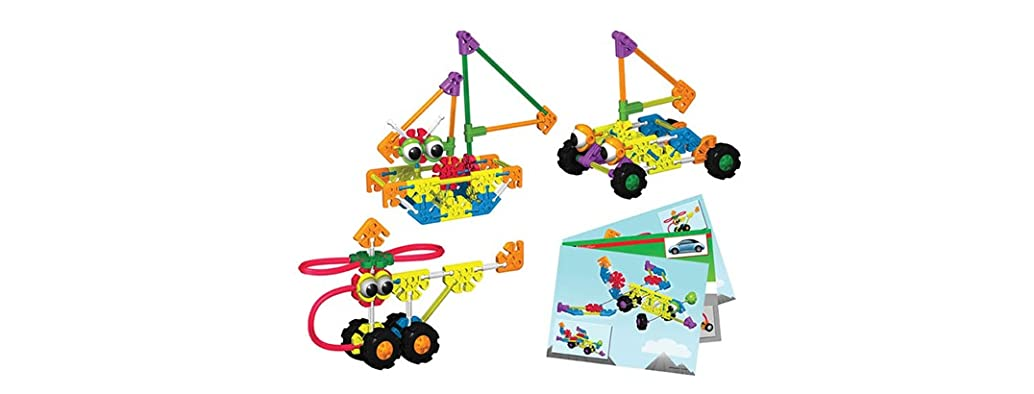 K'NEX Transportation Set, 229 pc