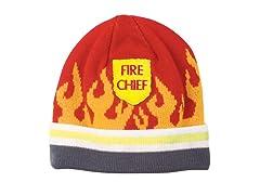 Fireman Knit Hat