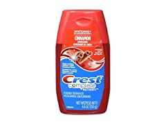 Crest Complete Whitening Plus Toothpaste