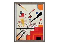 Kandinsky - Structure Joyeuse