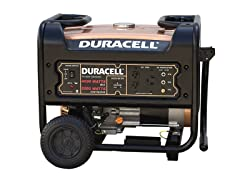 Duracell 4,000-Watt Gas Generator