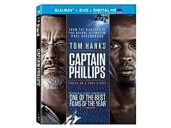 Captain Phillips [Blu-ray]