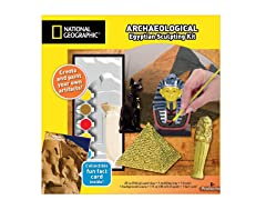 Egyptian Sand Clay Sculpting Kit